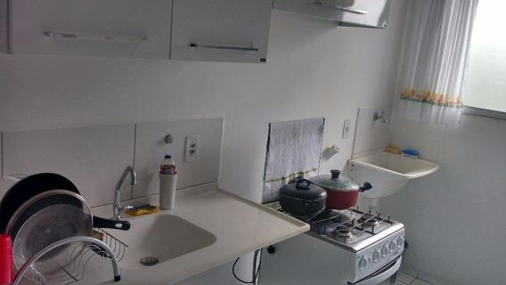 Apartamento Em Aviação, Araçatuba/sp De 45m² 2 Quartos À Venda Por R$ 130.000,00 - Ap81966