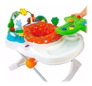 Centro De Actividades 2 En 1 Snack & Fun Fisher Price X7323
