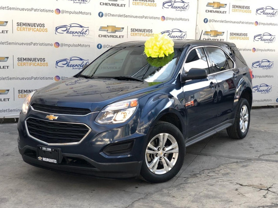 Chevrolet Equinox 2.4 Ls At