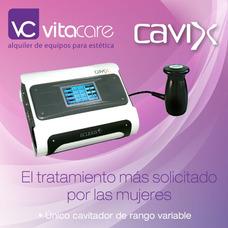 Alquiler Equipos Ecleris - Cavix, Minivac, Spider, Ep, Oxig.