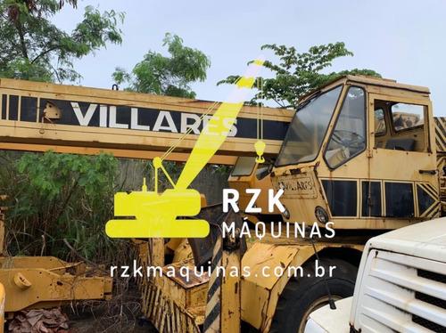 Imagem 1 de 9 de Guindaste Villares Rt22 - 1970