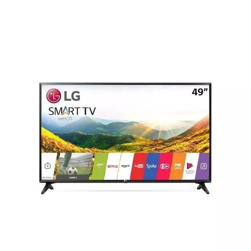 Smart Tv Led 49 Lg 49lj5550, Full Hd, 2 Hdmi, Usb, Wi-fi