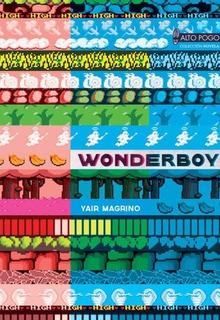 Wonderboy - Magrino, Yair