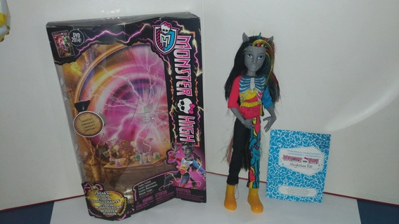 Monster High Neighthan Rot Com Caixa