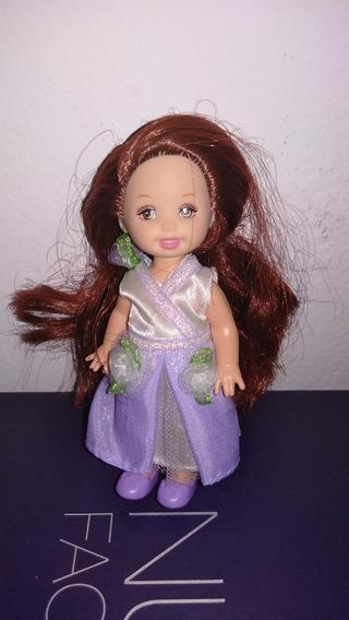 Boneca Kelly - Barbie Avulsa #2 Ruiva