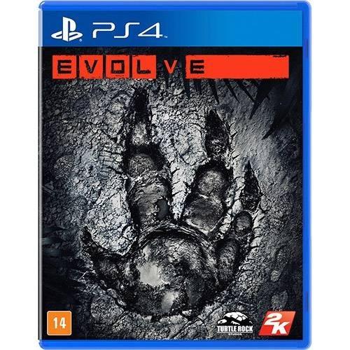 Evolve - Playstation 4 Ps4 Lacrado Novo Mídia Física