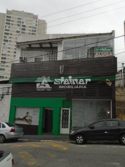 Aluguel Sala Comercial Acima De 100 M2 Centro Guarulhos R$ 2.000,00 - 22716a