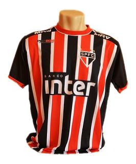 Camiseta De Time Futebol Tricolor Nova Dani Alves 2019 Promoção - Envio Imediato - Barato