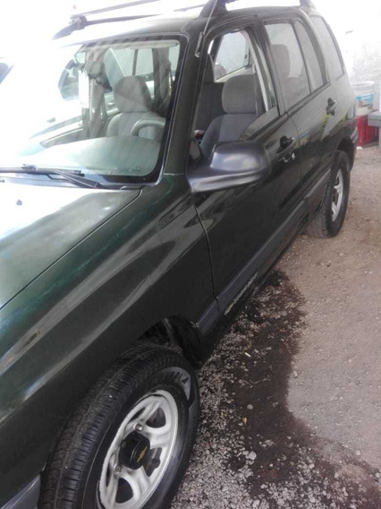 Ford Tracker Austera