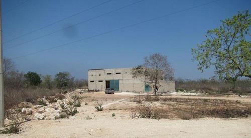 Terreno En Venta En Umán, Ideal Para Bodegas, Cerca De La Zona Industrial.
