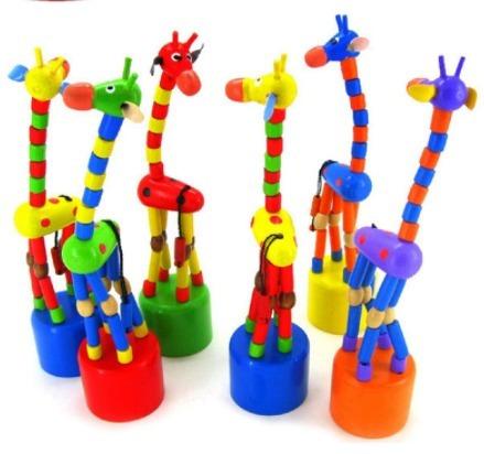 Girafa Articulada -dedoches