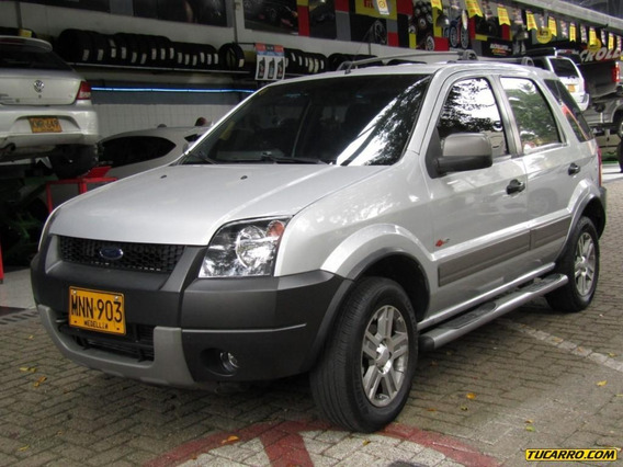 Ford Ecosport 2000 Cc 4x4