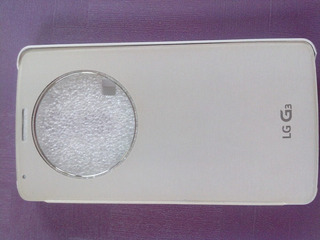 Capa Original Lg G3 D855 Quick Circle