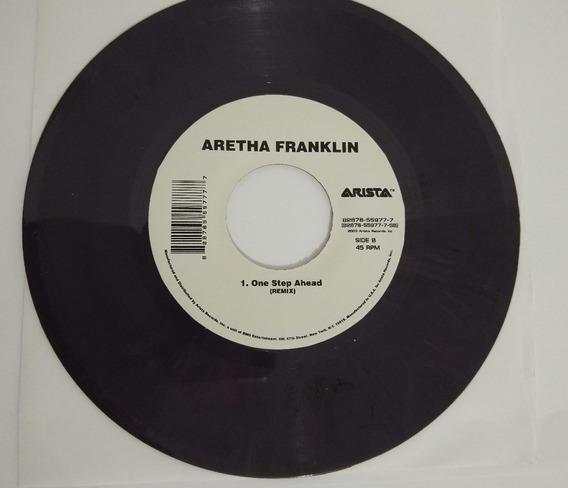 Vinil Comp. Aretha Franklin - Wonderful - One Steap A 45rpm