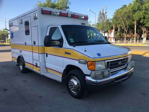 Ford E450 Ambulancia Tipo 3