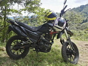 Vendo O Cambio Motocicleta Akt Ttr 180