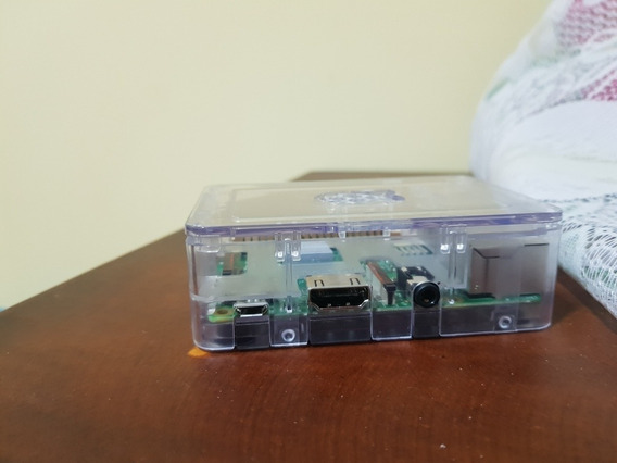 Vendo Raspberry Pi3 Con Juegos