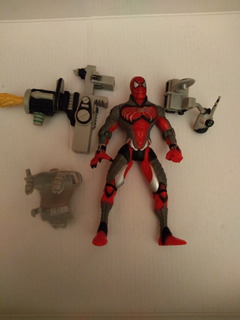 Muñeco Spiderman Antivampires Marvel Toy Biz 1996