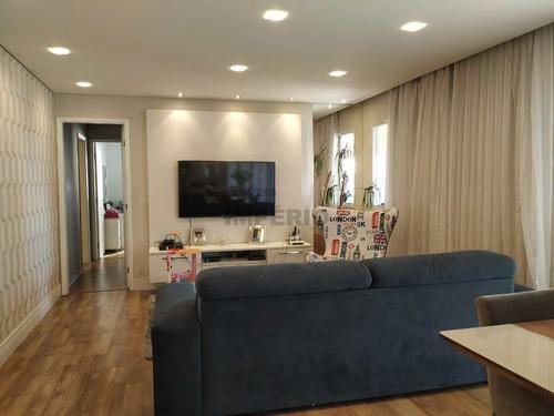 Apartamento Com 3 Dorms, Vila Augusta, Guarulhos - R$ 1.33 Mi, Cod: 4654 - V4654