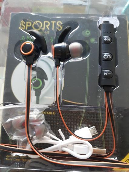Fone De Ouvido Bluetooth Sem Fio Headset