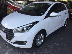 Hyundai Hb20 1.6 Premium Flex Aut 2017 Branco Top De Linha