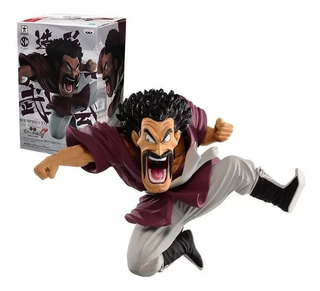 Figura Muñeco Mr Satan Simil Banpresto Colosseum Dragon Ball