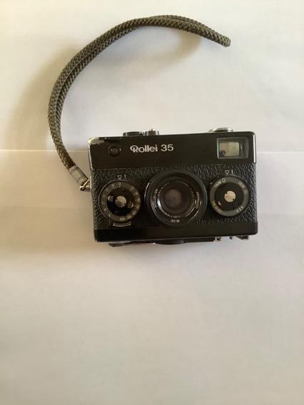 Câmeras Fotográficas Colecionáveis - Rollei 35