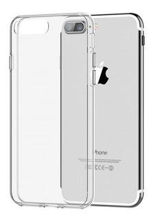 Forro Transparente iPhone 8 Plus Económico