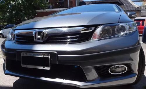 Honda Civic 2016 Protectores De Paragolpes Rapinese Xxt