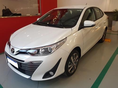 Toyota Yaris 1.5 Xls Pack Cvt Sedán 4p 2021 0km