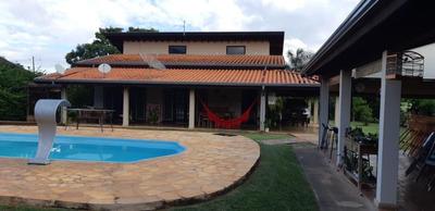 Chácara Em Loteamento Chácaras Vale Das Garças, Campinas/sp De 300m² 3 Quartos À Venda Por R$ 950.000,00 - Ch255035