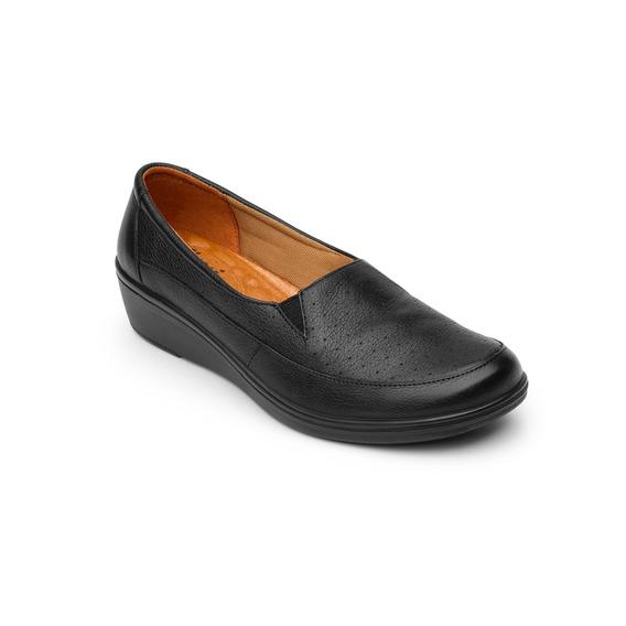 Zapato Flexi Dama 45601 Negro