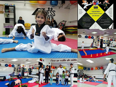 Clases Artes Marciales Taekwondo Y Defensa Personal