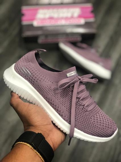 Zapatillas Tenis Skechers Dama Ultima Coleccion 0riginal