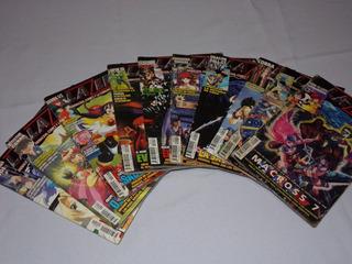 Lote Por 10 Unidades Revistas Lazer Año 1998 Comic