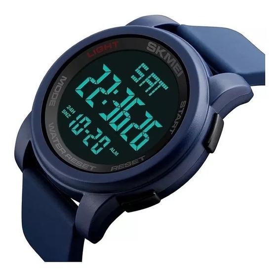 Relógio Skmei 1257 Digital Esportivo Pulseira Silicone