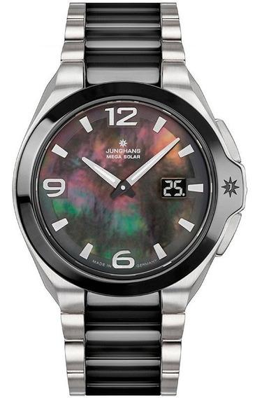 Reloj Junghans Spektrum Damen Original Jh015150044 Ghiberti