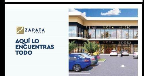 Preventa De Locales Plaza Zapata