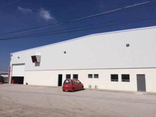 Bodega Industrial En Renta Parque Industrial La Amistad