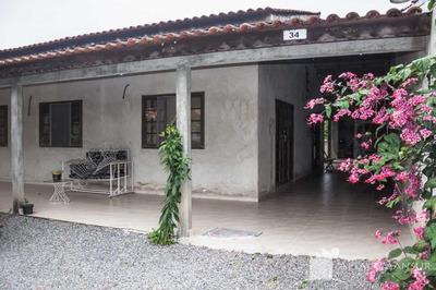 Casa Ampla, 4 Quartos Em Itapoá - 699