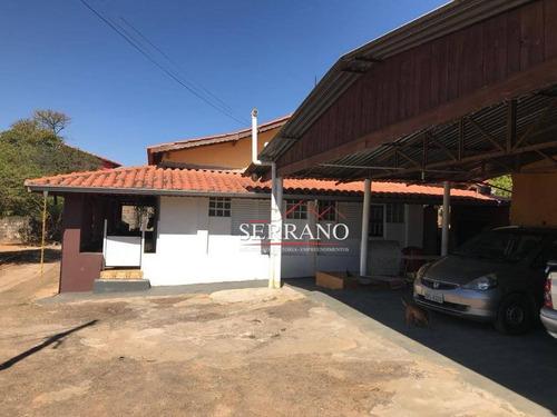 Imagem 1 de 26 de Casa À Venda, 193 M² Por R$ 590.000,00 - Capela - Vinhedo/sp - Ca0511