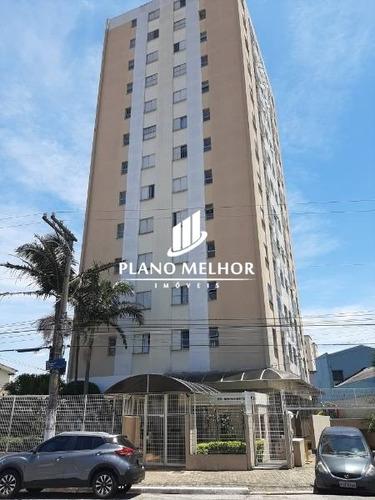 Imagem 1 de 30 de Apartamento Para Venda Na Vila Carrão Com 2 Dormitórios, Sala 2 Ambientes Com Planejados Com 1 Vaga - 50m² Ap1391 - Ap1391