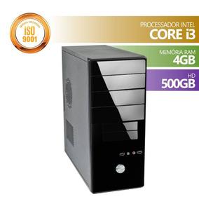 Computador Brazil Pc Core I3 2.93ghz Memória 4gb 500gb