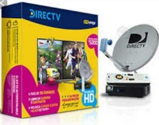 Kit Prepago Directv Nuevo