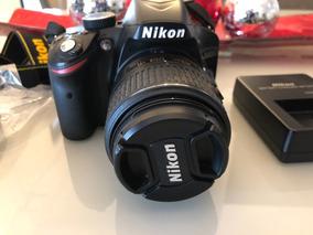 Nikon D3200 Semi Nova Barato Oportunidade