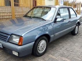 Monza Classic Se 1989 Coupe Azul Claro Metalico 2º Dono