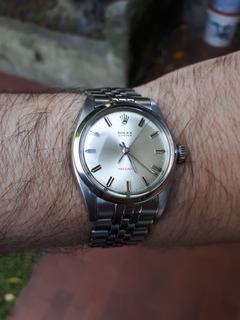 Reloj Rolex A Cuerda Manual Cal. 1225 (ref. 6426)