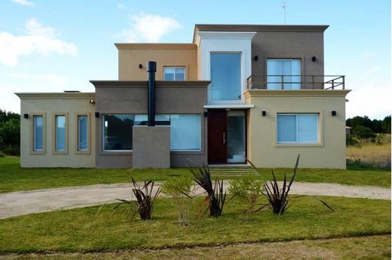Casa En Costa Esmeralda, Barrio Golf 2, 6 Amb. Pianamar