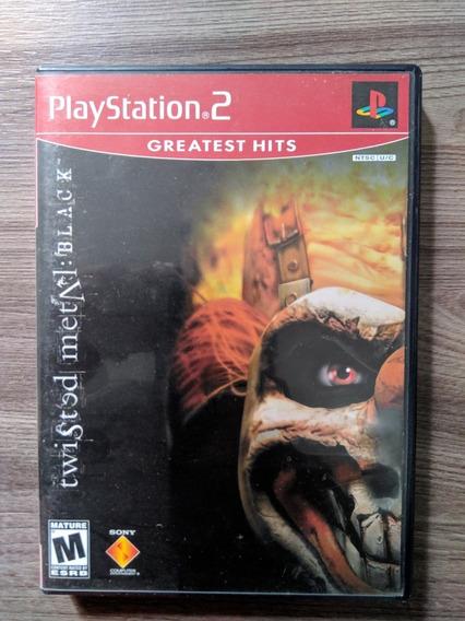 Twisted Metal Playstation 2
