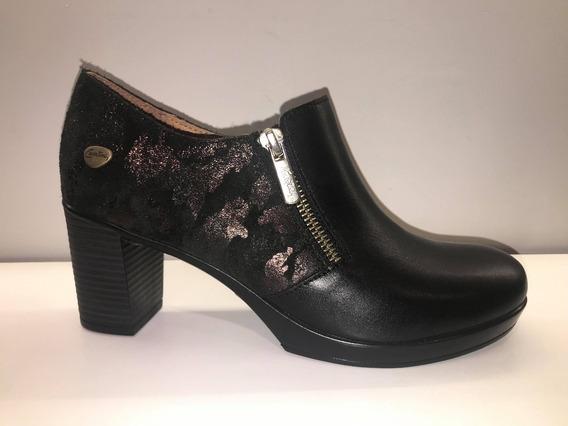 Zapato Doble Cierre Cavatini 40-3308
